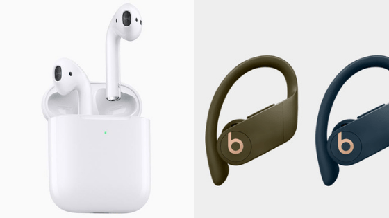 Powerbeats Pro vs AirPods 2 Comparison Which One Is Best