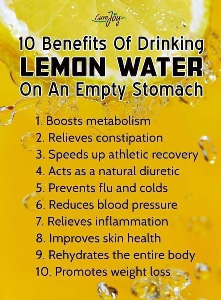 health tips about water 1