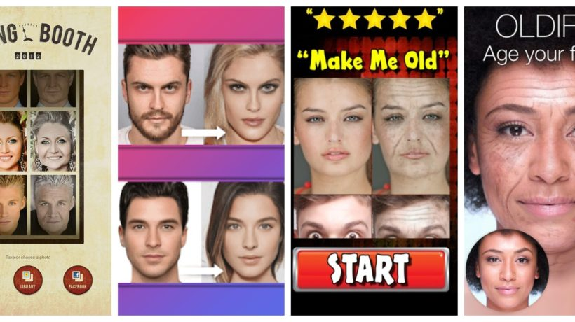 FaceApp Alternatives For Android and iOS
