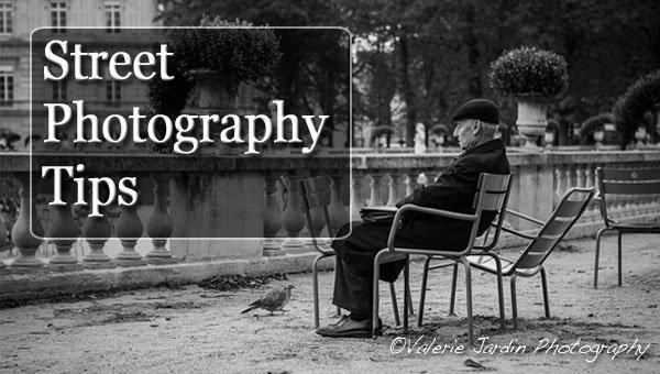 Paris Street Photography with Valerie Jardin