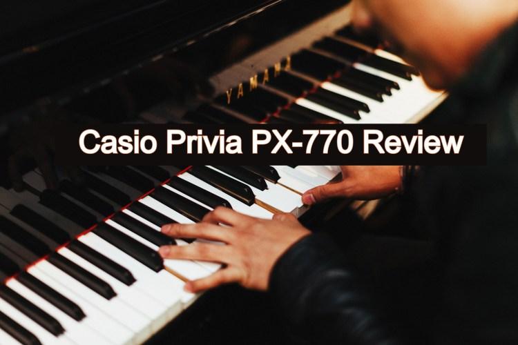 Casio PX-770