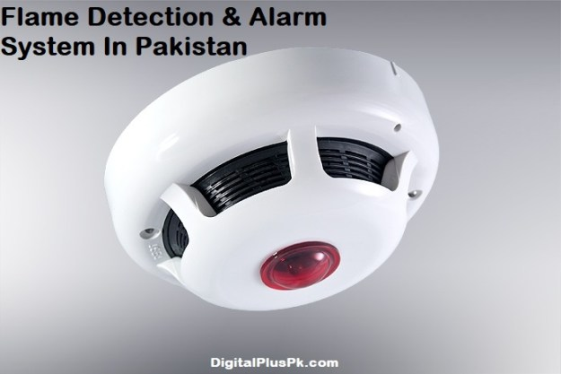Flame Detection & Alarm System In Pakistan