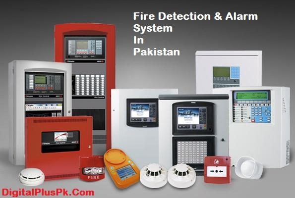 Fire Alarm Pakistan