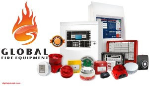 GlobalFire fire alarm system in Pakistan