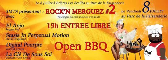 Affiche 3MTS La Faisanderie 08/07/16