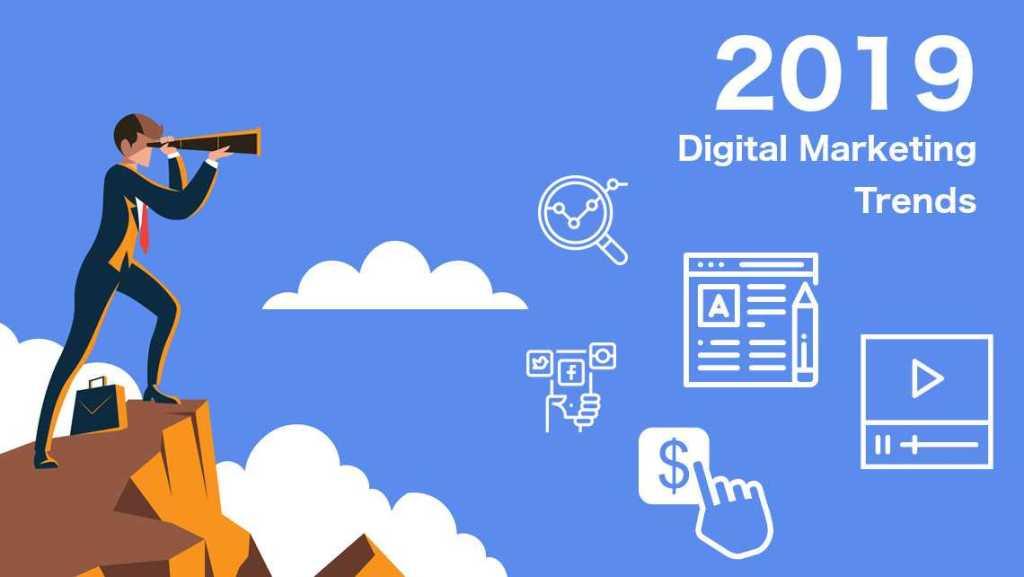Digital-Marketing-trends-for-2019 | Digital Presence Today