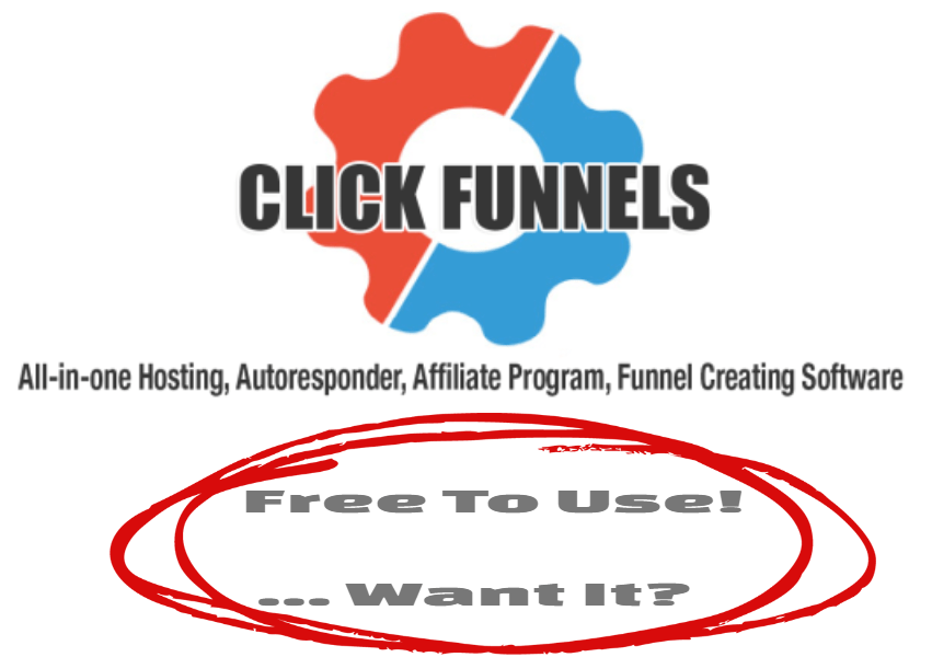 clickfunnels for free 1