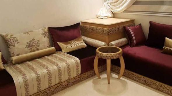 couleur 2017 pour un salon marocain 2017 mdpm maroc. Black Bedroom Furniture Sets. Home Design Ideas