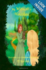 The Wizard in Wonderland Book Cover
