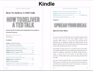 PDF-to-Kindle