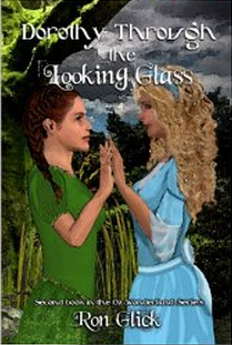 Dorothy Through the Looking Glass Book Cover