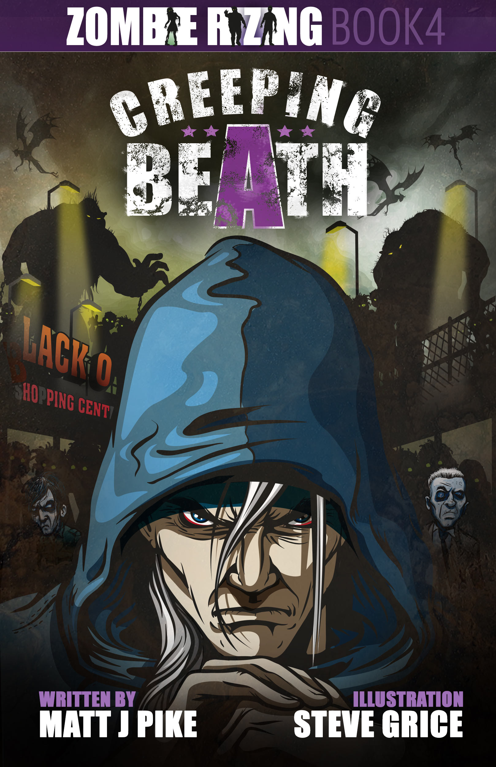Creeping Beath Book Cover