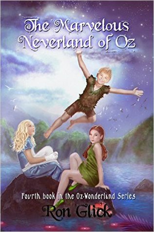 The Marvelous Neverland of Oz Book Cover