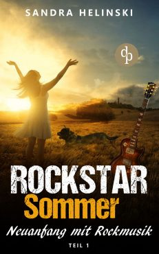 Sandra Helinski – Neuanfang mit Rockmusik – Rockstar Sommer