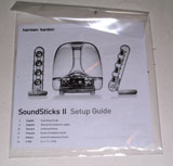 Harmon Kardon Soundsticks