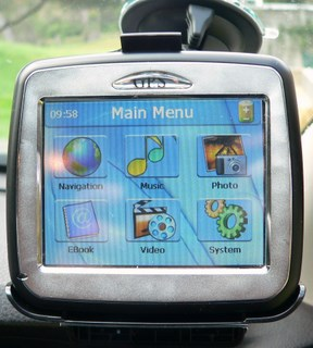 Leadertone Pocket Chauffeur GPS6000 PND