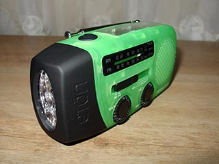 Eton FR150 Crank Radio