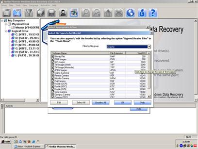 Stellar Phoenix Windows Data Recovery Software (v 3.0)