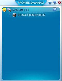 Windows SmartNAVI Interface
