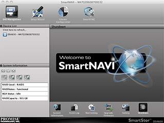 NEW SmartNAVI OSX
