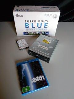 C-200 Blu-Ray Conversion Kit