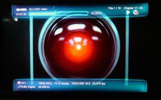 Popcorn Hour C-200 - HAL 9000