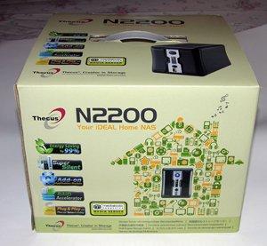 Thecus N2200 NAS