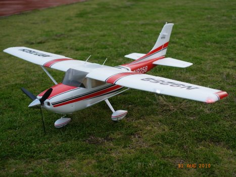 RC Electric Plane Art-Tech 500 Class Cessna 182  – Reviewed
