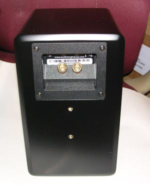 AudioEngine Speaker Back
