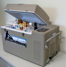 Bushman portable fridge freezer