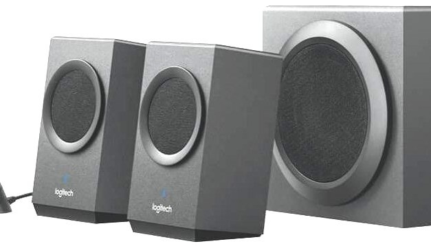 Logitech Z337 Bluetooth 2.1 Speaker System – Bold Sound for Small Budgets