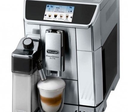 De'Longhi Primadonna Elite Touch Fully Automatic Coffee Machine – 2017 Review