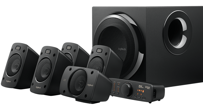 Waiting for the Successor of the 5.1 Logitech Z906? – Surrounding Yourself with Theatre-quality Audio