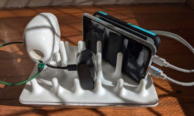 GELID Solutions Zentree Marble – Tidy Charging