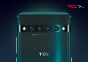 TCL Pro 10 Cameras