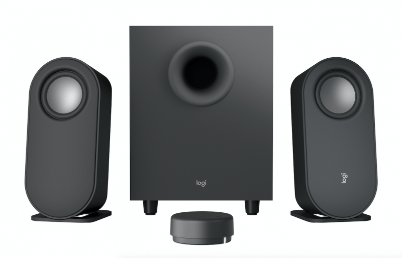 Logitech Z407 – Control your sound even from a distance