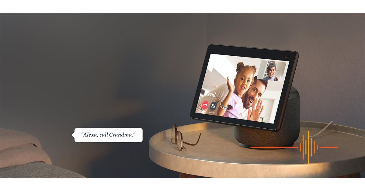 Third gen Amazon Echo Show 10 hits Australian shores