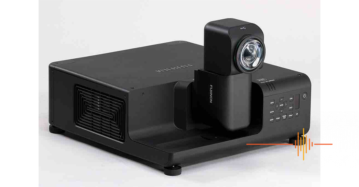 Fujifilm launches new high-brightness FP-Z8000 Projector