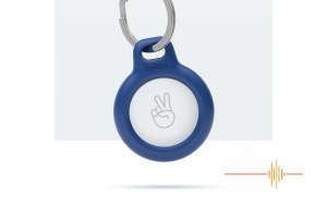 Belkin Secure Holder with Key Ring blue