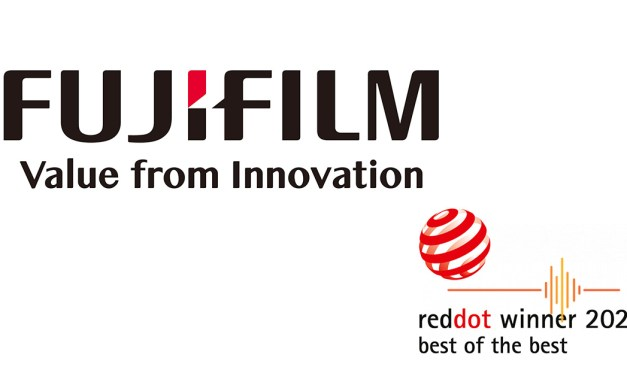 FUJIFILM sets record with 29 products winning the Red Dot Design Award