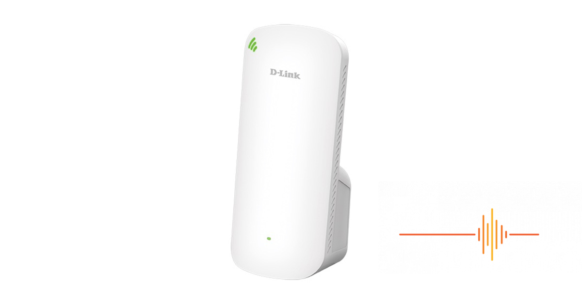 D-Link launches new AX1800 Wi-Fi 6 Mesh Range Extender