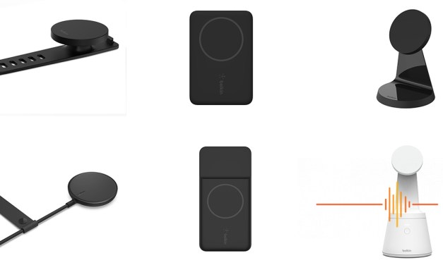 Belkin launches new magnetic attach ecosystem for iPhone 12