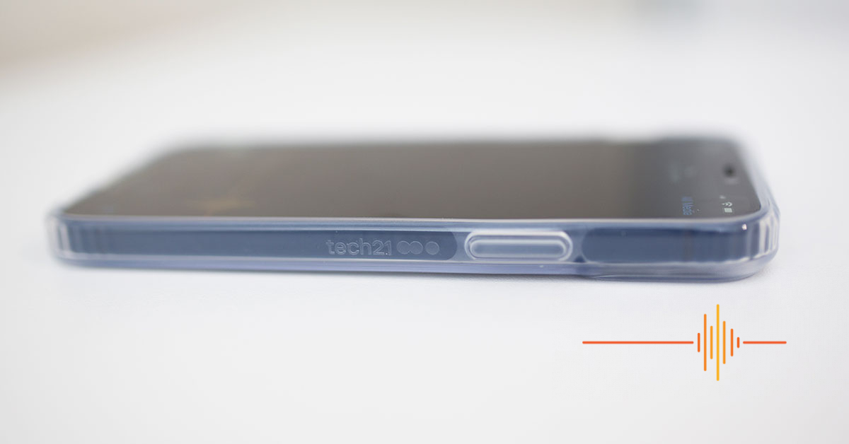The Tech21 Evo Clear Case for iPhone 12: Protect Your Phone's Aesthetic