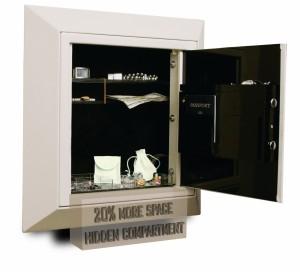 DigitalSafe PlatinumWallSafe HiddenCompartment2