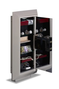 Diamond Wall Safe from DigitalSafe's luxury wall safe collection -wall safe 10