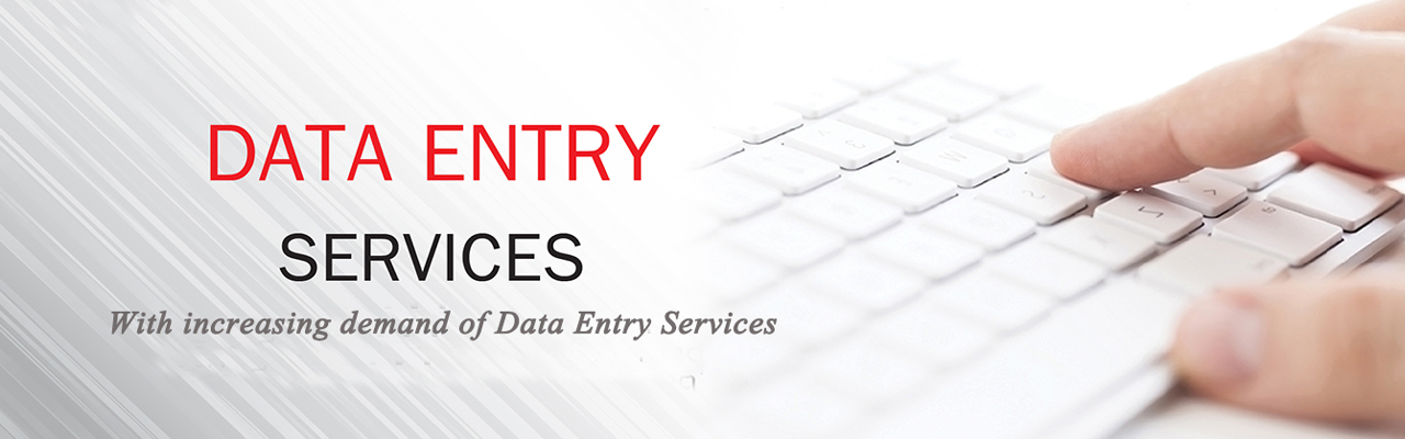 Data Entry Outsource Services in India