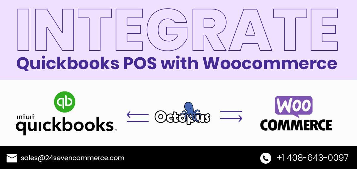 quickbooks pos woocommerce integration