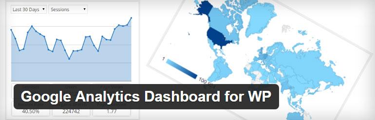 Google Analytics Dashboard WordPress Plugin