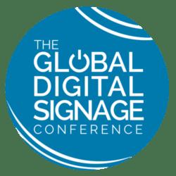 The Global Digital Signage Conference Logo