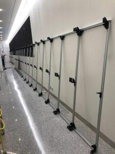 Peerless Av's SmartMount video wall mounts